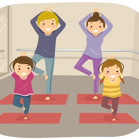 YOGA FOR ALL THE FAMILY